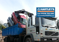 Hartleys Skip Hire Stoke on Trent 1157818 Image 1